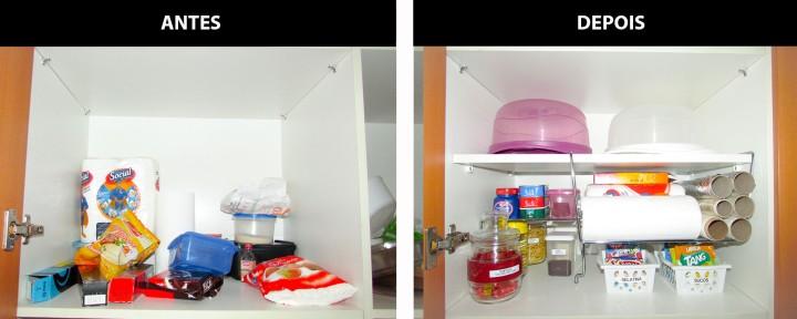 Blog Organizer Organizando Cozinha
