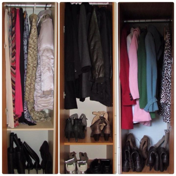 Organizando Closet - Blog Organizer by Valéria Angelotti