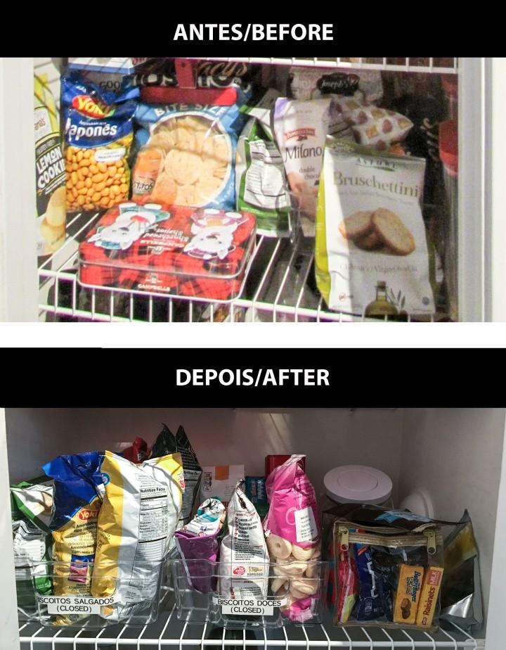 blog organizer despensa