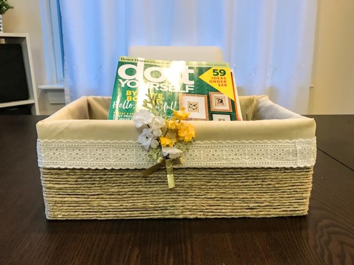 Blog Organizer DIY